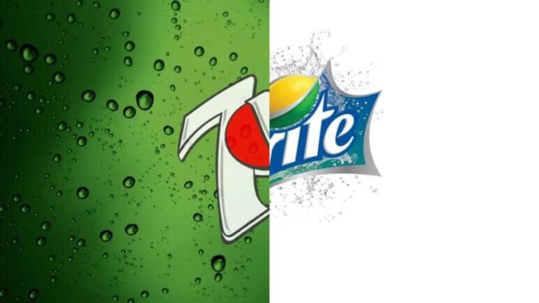 7Up vs. Sprite