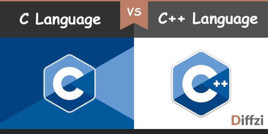 c language vs c language