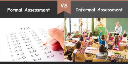 formal assessment vs informal assessment