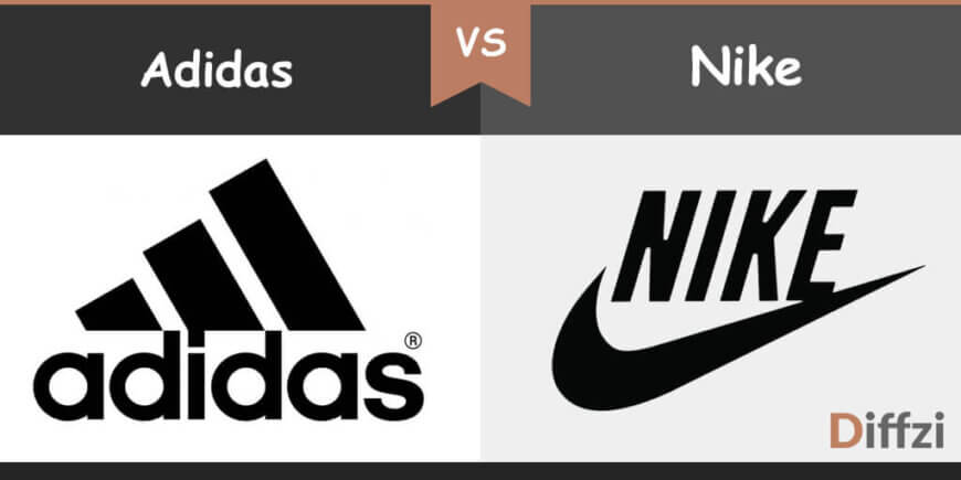 Inapropiado Chelín Chaqueta  Adidas vs. Nike: What is The Difference? | Diffzi