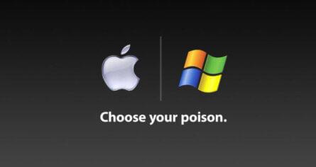 Apple Mac OS X vs. Microsoft Windows
