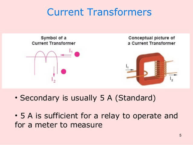 Current Transformer Vs Voltage Transformer Whats The Difference