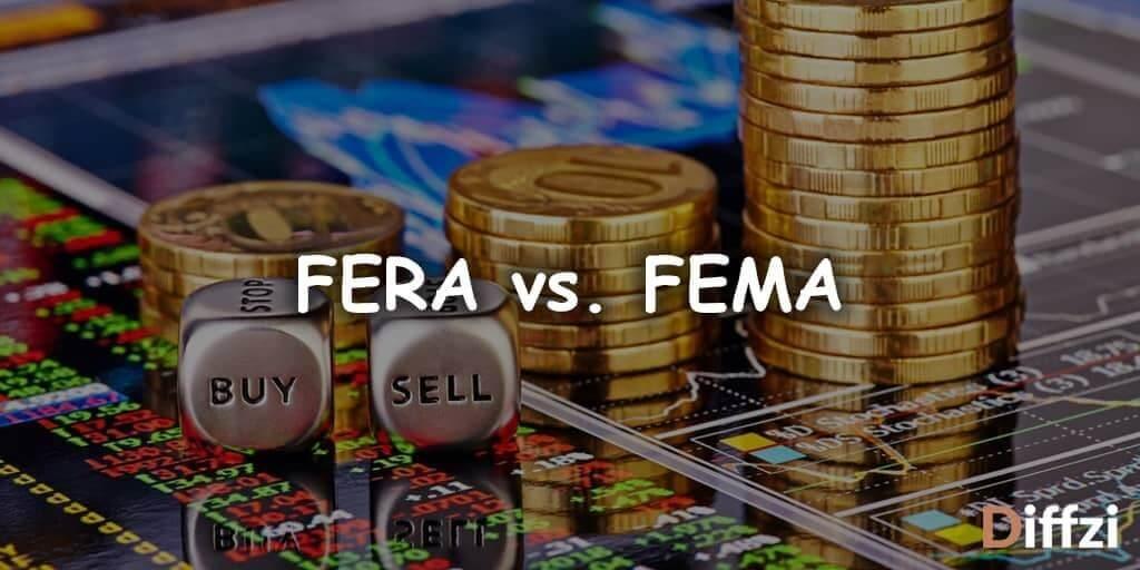 FERA vs. FEMA 1