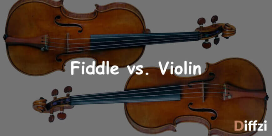 Fiddle vs. Violin