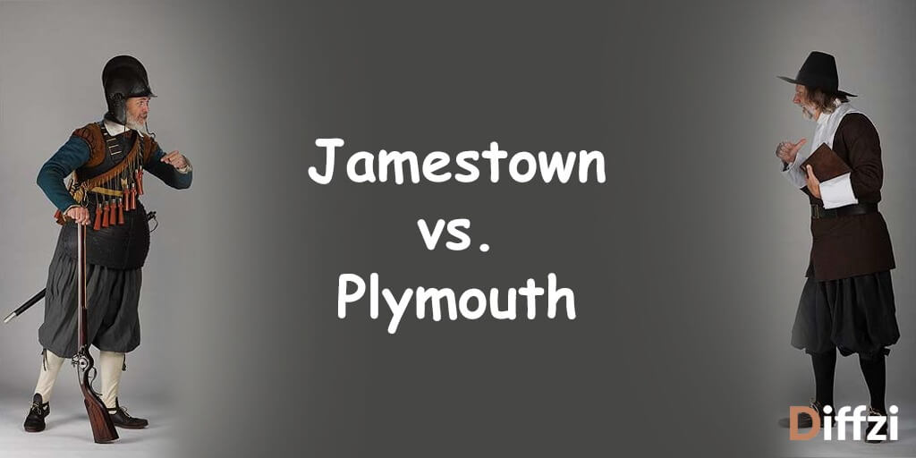 Jamestown vs. Plymouth