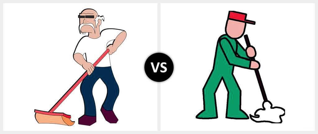 Janitor vs. Custodian