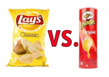 Lays vs. Pringles