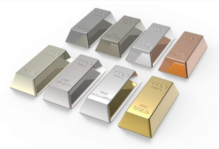 Metals vs. Metalloids