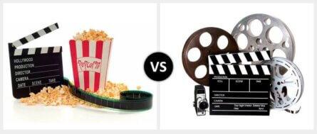 Movie vs. Film
