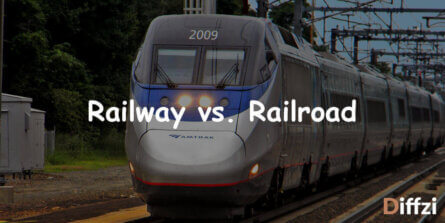 Railway vs. Railroad
