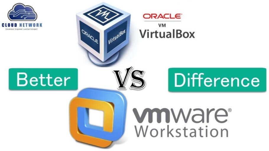 virtualbox vs. vmware