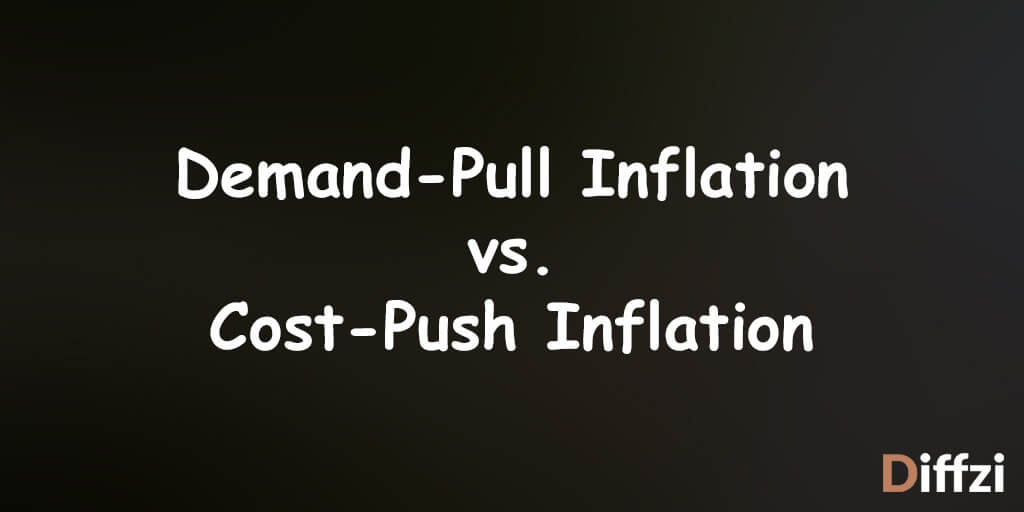 Demand Pull Inflation vs. Cost Push Inflation