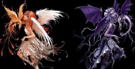 Pixie vs. Fairy
