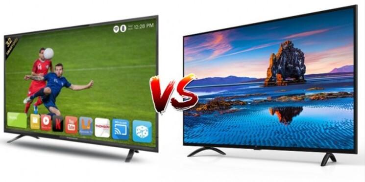 SMART TV vs. LED TV vs