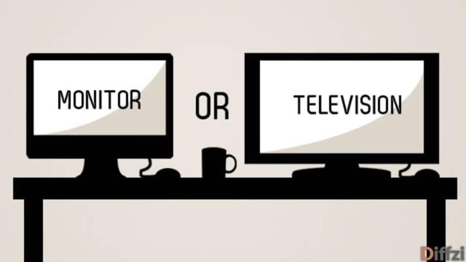Computer Monitor vs