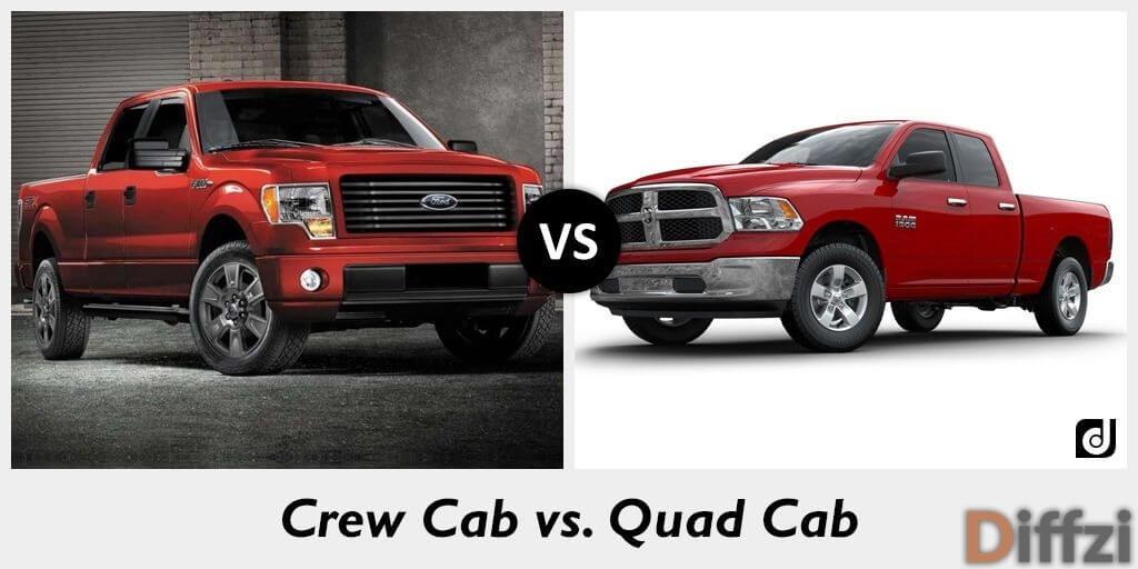 Crew Cab vs. Quad Cab