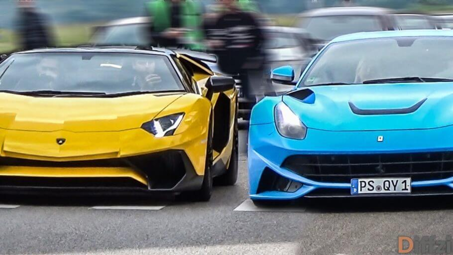 Ferrari Vs Lamborghini What Is The Difference Diffzi