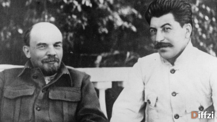 Lenin vs. Stalin