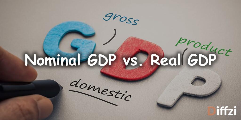Nominal GDP vs. Real GDP