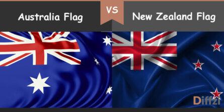 australia flag vs new zealand flag
