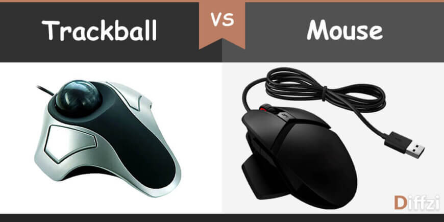 trackball vs mouse
