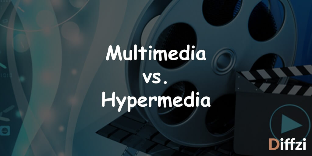 Multimedia vs. Hypermedia