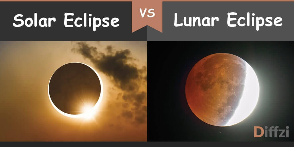 solar eclipse vs lunar eclipse