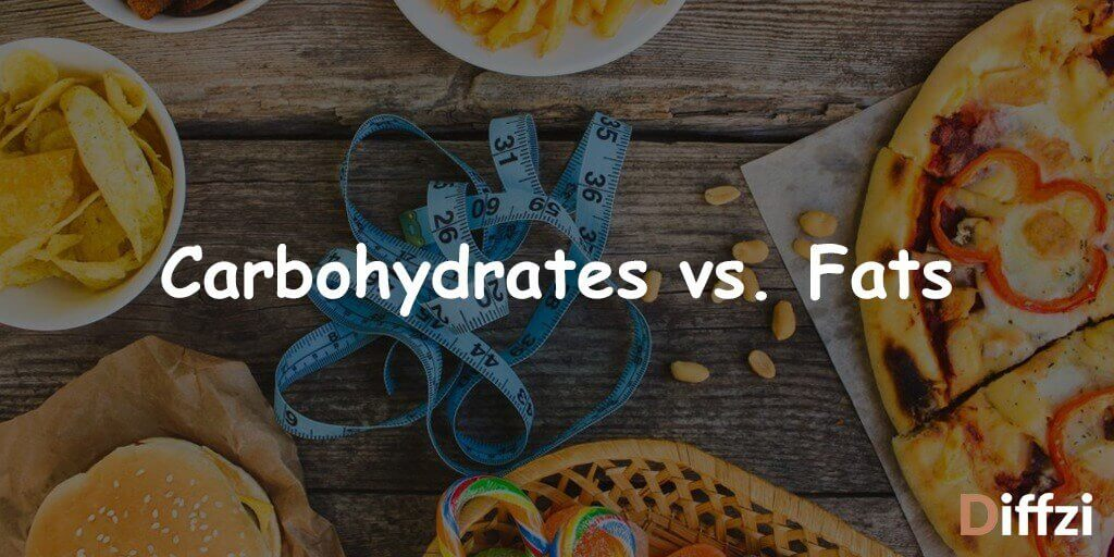 Carbohydrates vs. Fats