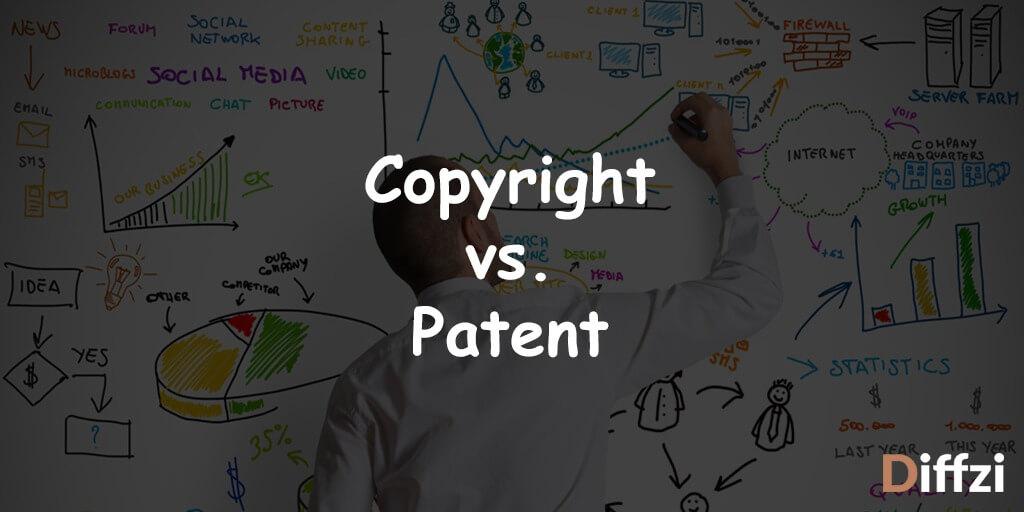Copyright vs. Patent