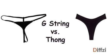 G String vs. Thong