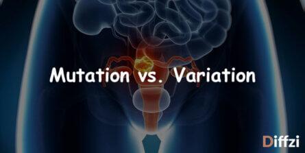 Mutation vs. Variation