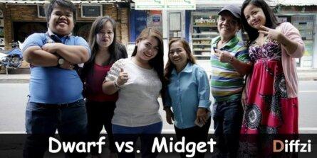 Dwarf vs. Midget