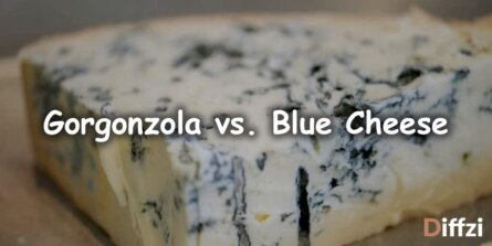 Gorgonzola vs. Blue Cheese