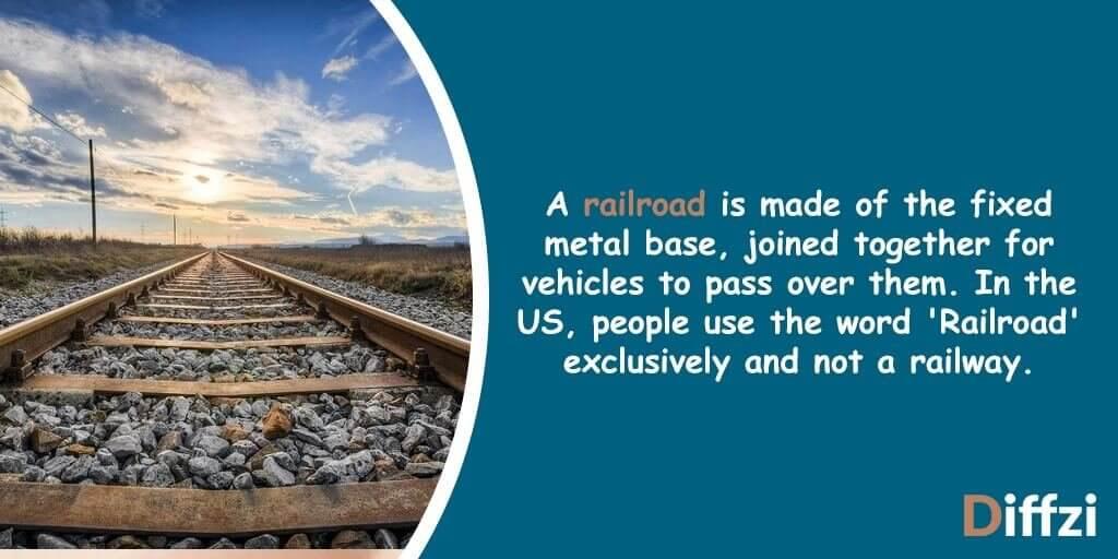 Definition of Railroad