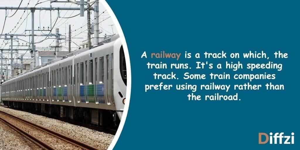 Definition of Railway