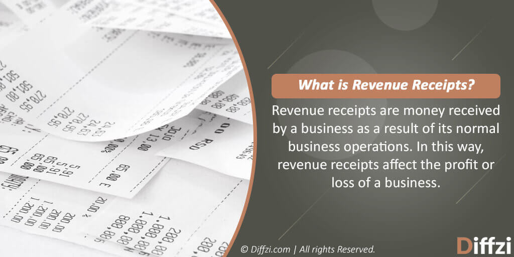 Revenue Receipts