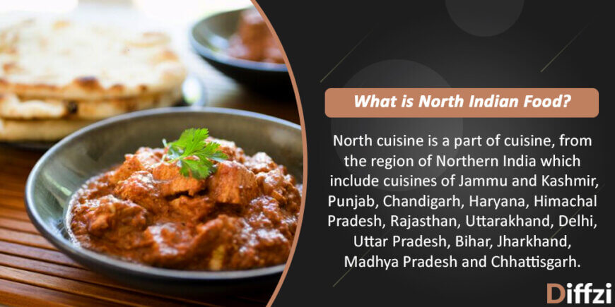 North Indian Food