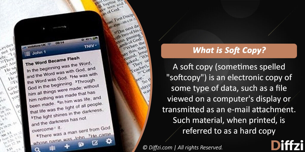 Soft Copy