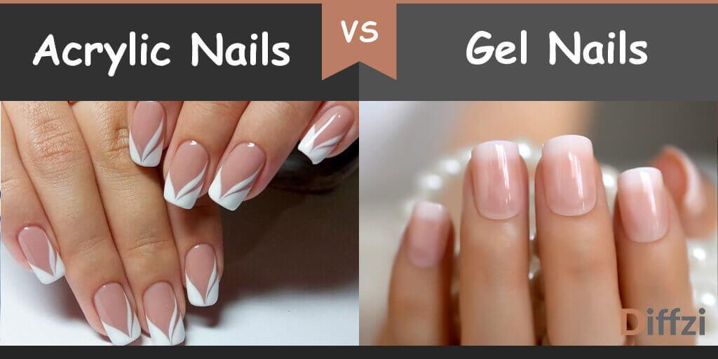 acrylic nails vs gel nails
