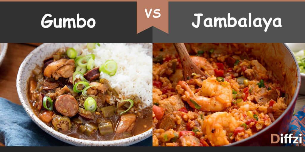gumbo vs jambalaya