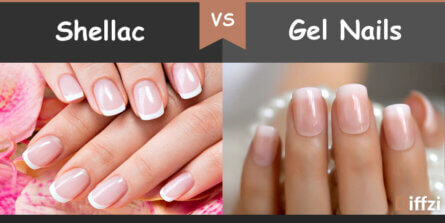 shellac vs gel nails