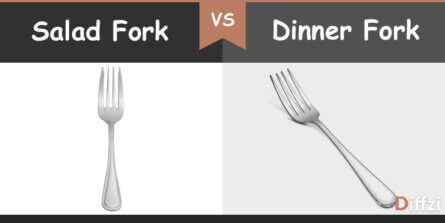 salad fork vs dinner fork